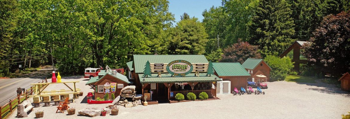 Campers Paradise Campground and Cabins